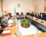 تونس اليوم - برلمانيون جزائريون يرفضون الجلوس وراء إسرائيليين خلال مؤتمر في أثينا