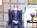 تونس اليوم - السيسي يبحث مع ميركل أزمة سد النهضة والوضع في ليبيا والنووي الإيراني وإحياء عملية السلام