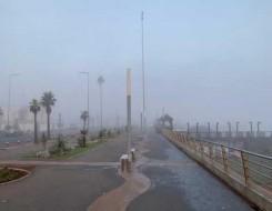 تونس اليوم - أمطار غزيرة تتواصل علي كافة المناطق في تونس ومعهد الرصد الجوي يحذّر المواطنين
