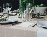 تونس اليوم - أسس ترتيب المائدة الرسمية حسب الإتيكيت