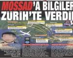 تونس اليوم - تركيا تعلن الكشف عن شبكة كبيرة لجهاز الموساد الاسرائيلي تتعقّب الفلسطينيين على أراضيها